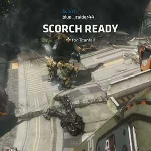 Scorch Bereit Titanfall
