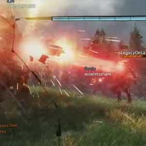 Tief Multiplayer-Action