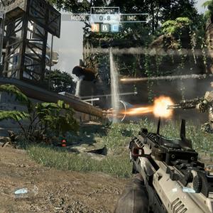 Screenshot: Erreichen Sie den Hardpoint