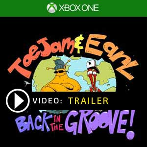 ToeJam & Earl Back in the Groove
