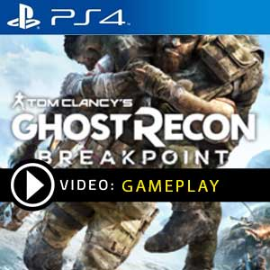 Ghost Recon Breakpoint PS4 Digital Download und Box Edition