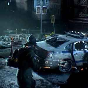 The Division bXbox One Schlachtfeld