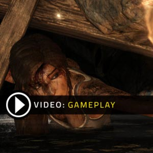 Tomb Raider Xbox one Gameplay Video