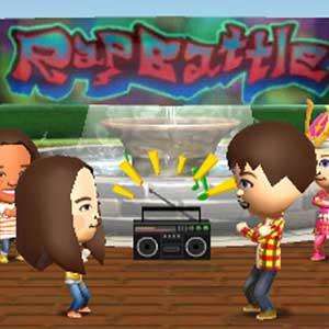Tomodachi Life Nintendo 3DS Tanzen