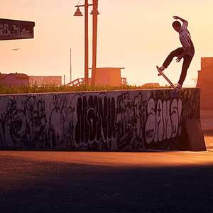 Tony Hawk's Pro Skater 1+2 Zeichen