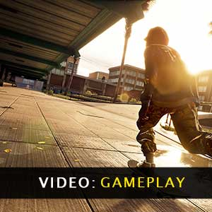 Tony Hawk's Pro Skater 1+2 Video zum Gameplay