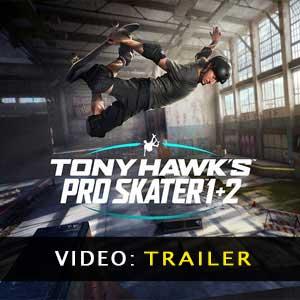 Tony Hawk's Pro Skater 1+2 Trailer-Video