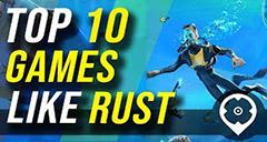 Top 10 Spiele wie Rust