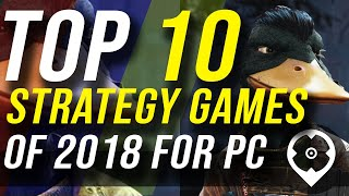 Top 10 Strategiespiele 2018 für den PC
