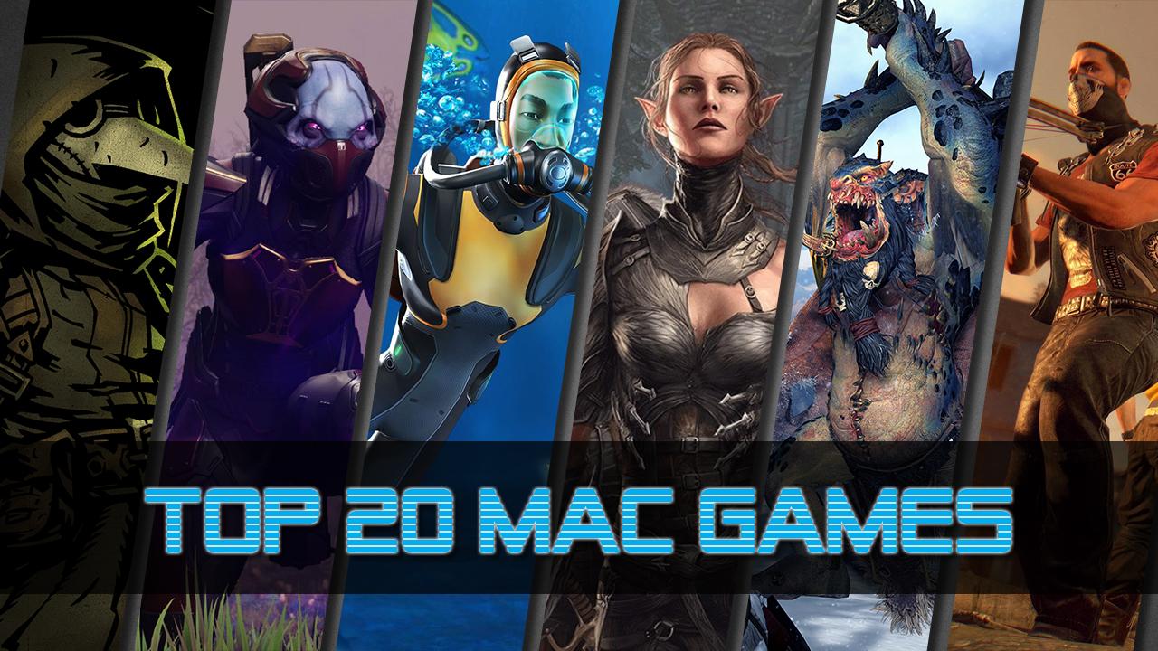 Besten Mac Spiele