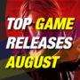 Neue Spiele im August 2019