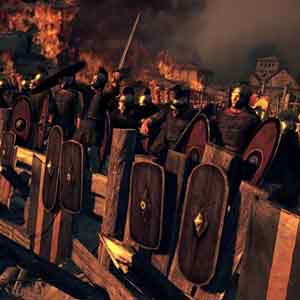 Total War Attila Gameplay