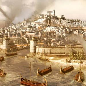 Total War ROME 2 Kriegsschiffe