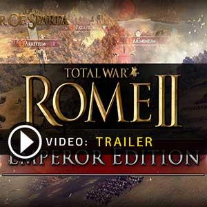 Total War Rome 2 Emperor Edition CD-Schlüssel kaufen Preise vergleichen