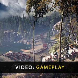 Total War Rome 2 Enemy at the Gates Gameplay Video