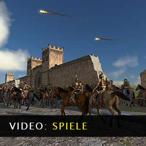 Total War ROME REMASTERED Gameplay-Video