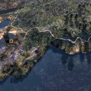 Eroberung über die Detailliertesten Totaler Krieg Karte