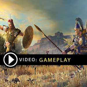 Total War Saga TROY Gameplay Video