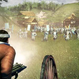 Total War Shogun 2 Fall of the Samourai - Gatling Gewehr