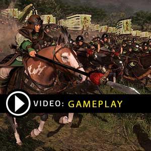 Total War THREE KINGDOMS Eight Princes Gameplay Video
