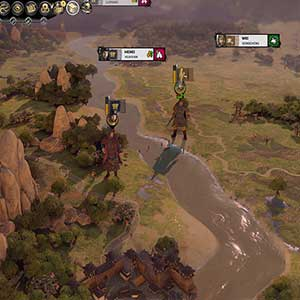 Total War THREE KINGDOMS Fates Divided Charaktere