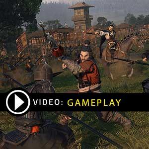 Total War THREE KINGDOMS Reign of Blood Gameplay Video