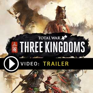 Buy Total War THREE KINGDOMS Reign of Blood CD Key Compare Prices