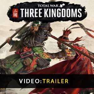 Total War THREE KINGDOMS Trailer-Video
