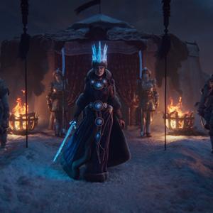 Total War Warhammer 3 Ice Queen von Kislev
