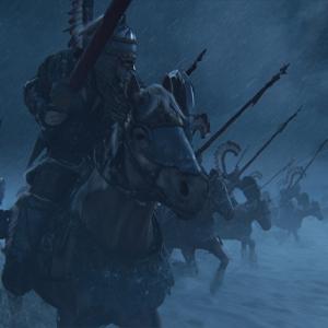 Total War Warhammer 3 Kislev-Krieger