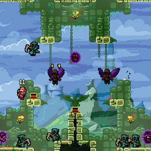TowerFall Ascension - Thornwood