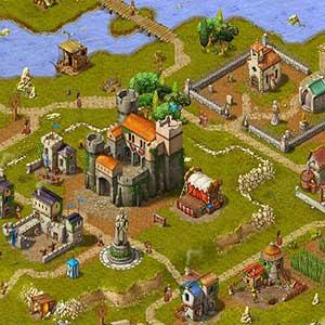 neue Siedlungen zu planen und zu errichten