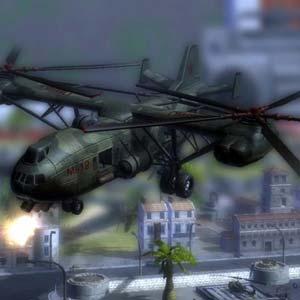 Toy Soldiers - Hubschrauber