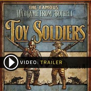 Toy Soldiers Key kaufen - Preisvergleich