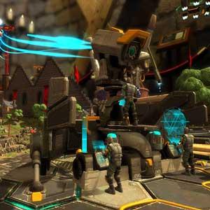 Toy Soldiers War Chest Ghost- Unternehmen