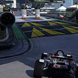 TrackMania 2 Stadion - Rennstrecke