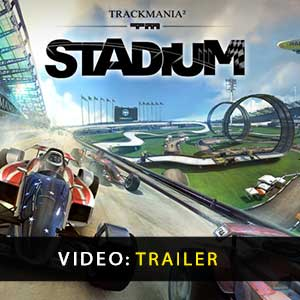 TrackMania 2 Stadion-Trailer-Video