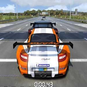 TrackMania 2 Valley Karte