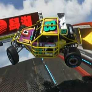 Trackmania Turbo PS4 Gameplay
