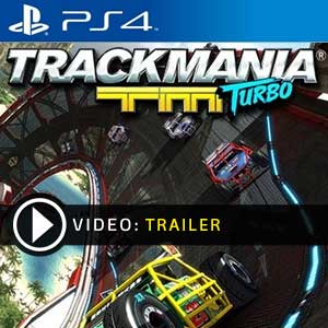 Trackmania Turbo PS4 Digital Download und Box Edition