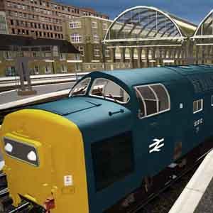 Trainz: A New Era - Am Bahnhof