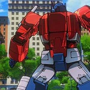Transformers Devastation PS4 Face off