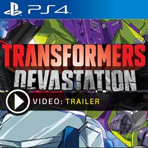 Transformers Devastation PS4 Digital Download und Box Edition