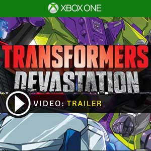 Transformers Devastation Xbox One Digital Download und Box Edition