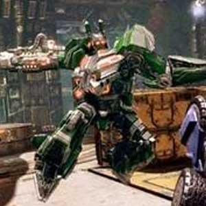 Transformers Fall of Cybertron - Umgeben