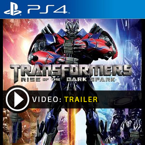 Transformers Rise of the Dark Spark PS4 Digital Download und Box Edition