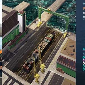 TransOcean 2 Rivals Subsidiary Reparatur- Dock