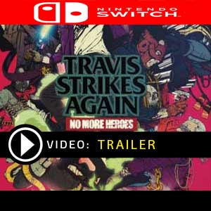 Travis Strikes Again No More Heroes Season Pass Nintendo Switch Prices Digital or Box Editions