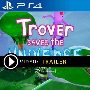 Trevor Saves the Universe PS4 Prices Digital or Box Edition