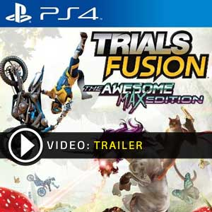 Trials Fusion The Awesome Max Edition PS4 Digital Download und Box Edition